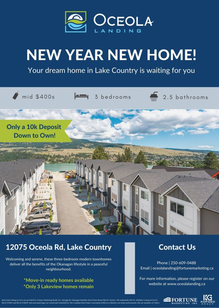 Lake Country Townhomes