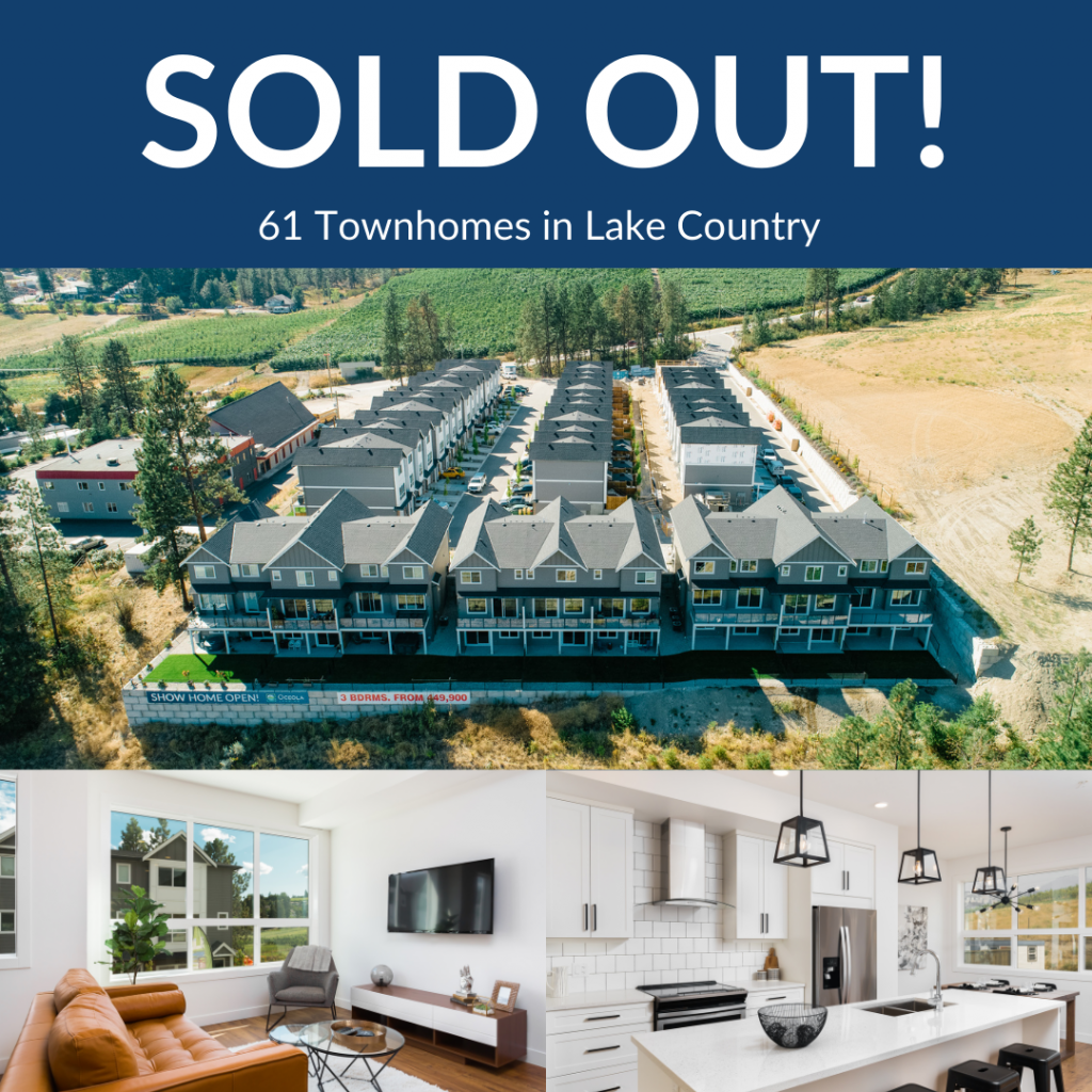 Oceola Landing Sold Out